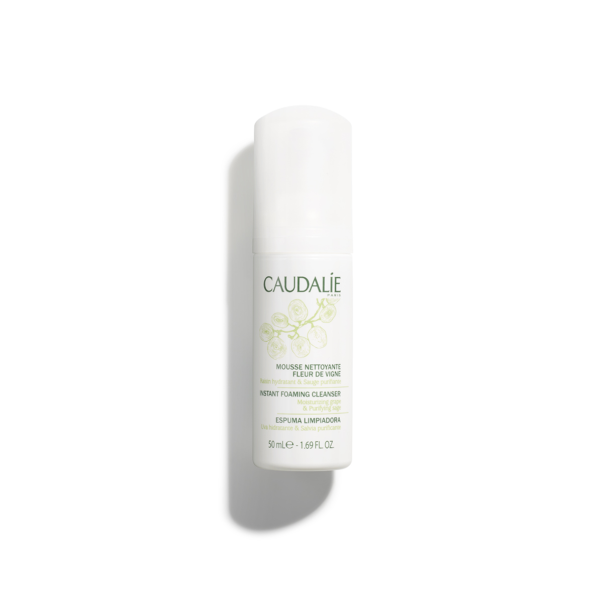 Instant Foaming Cleanser - 50 ml