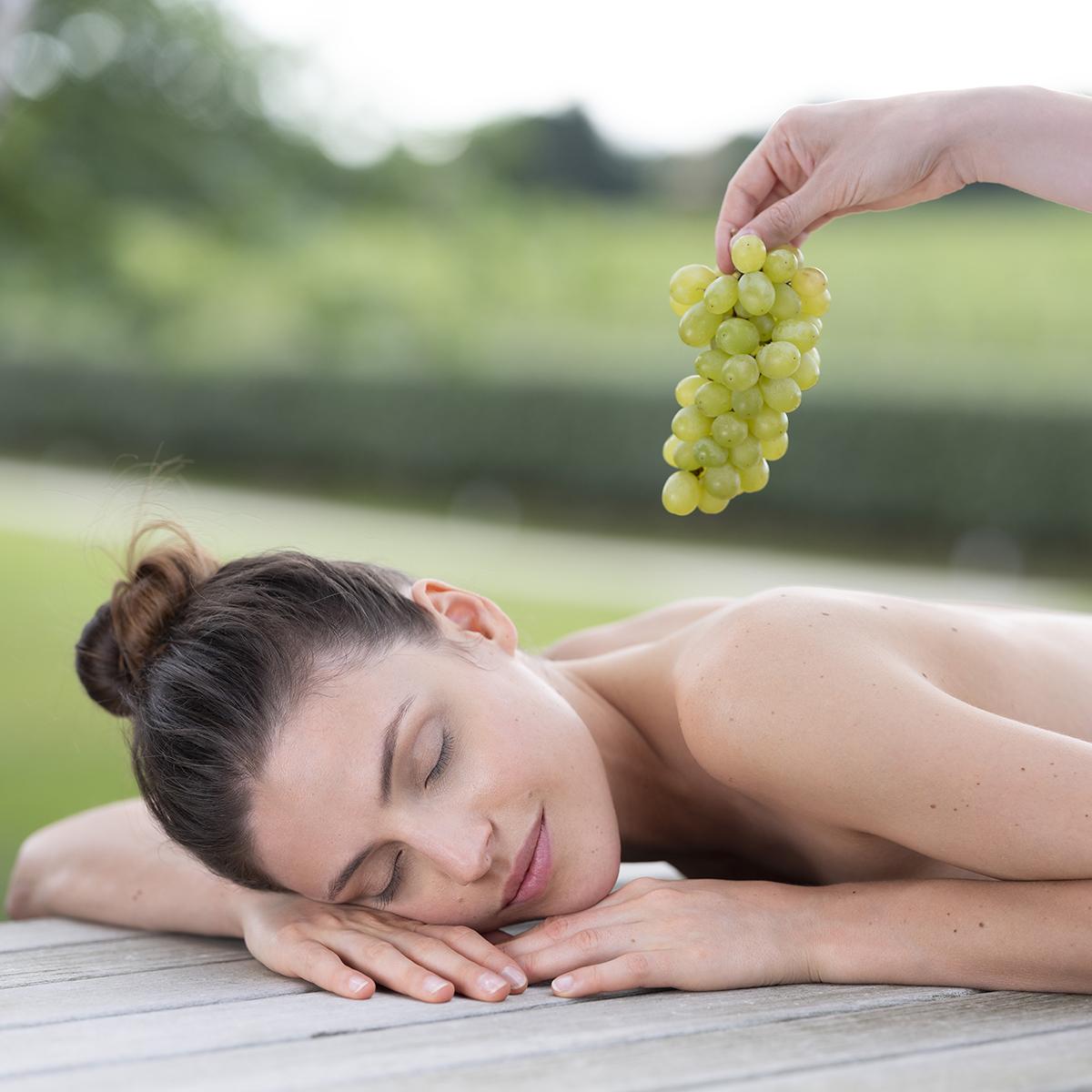Spa-Geschenkgutschein: Ritual 100% Weintrauben